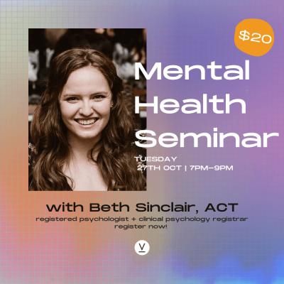 MENTAL HEALTH SEMINAR-2
